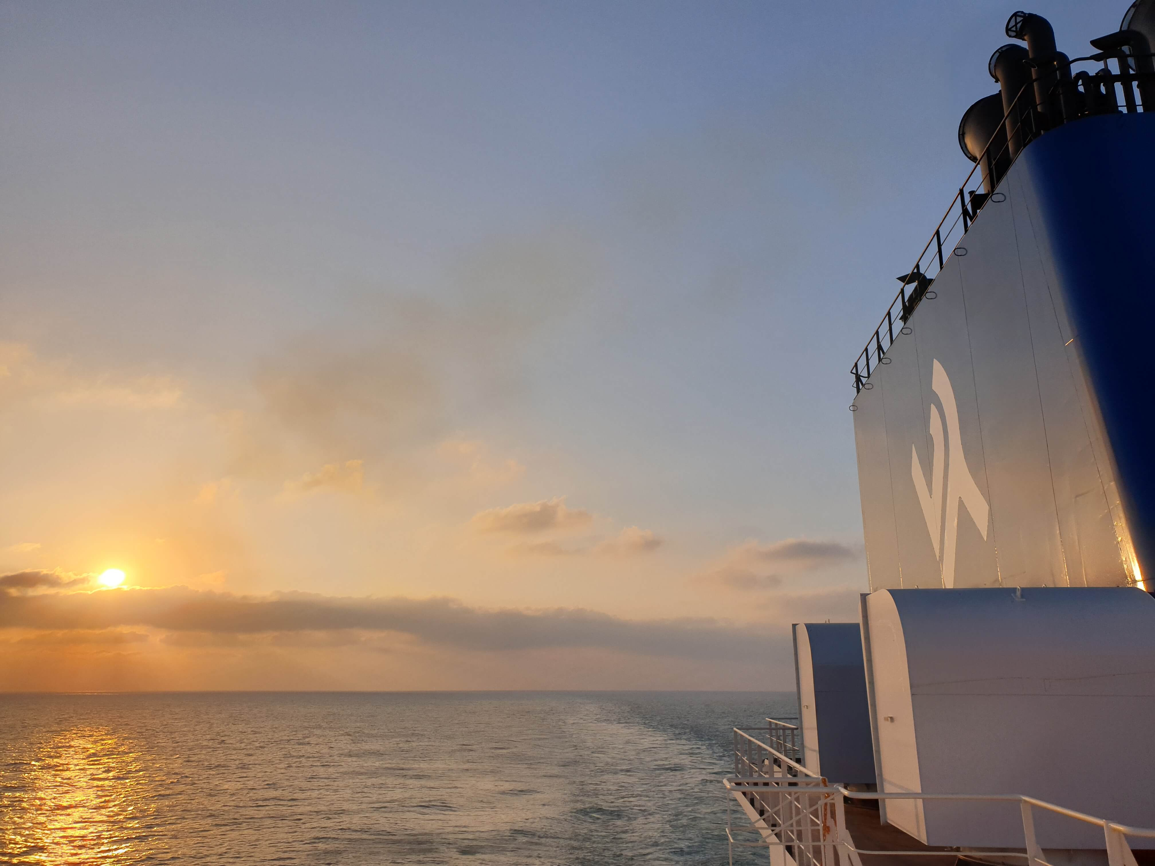 The sea trials of M/T Miaoulis21
