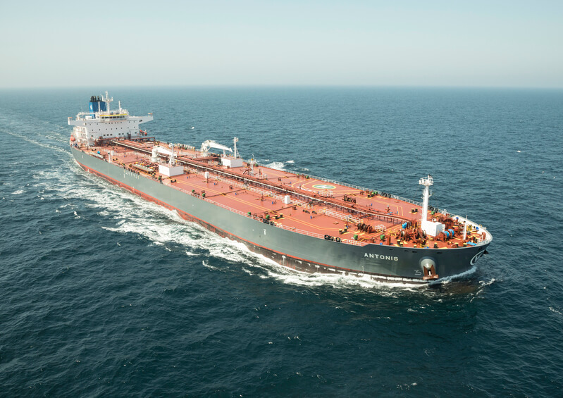 Delivery of M/T Antonis