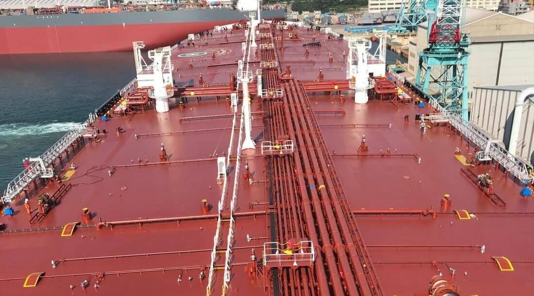 Delivery of M/T Papalemos